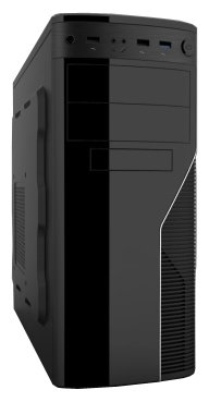 Компьютерный корпус CASECOM Technology CJN-939 w/o PSU Black