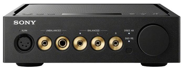 Усилитель для наушников Sony TA-ZH1ES черный фото 1