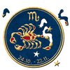 Пазл Curiosi Stella Знаки зодиака - Скорпион (C549), 46 дет.