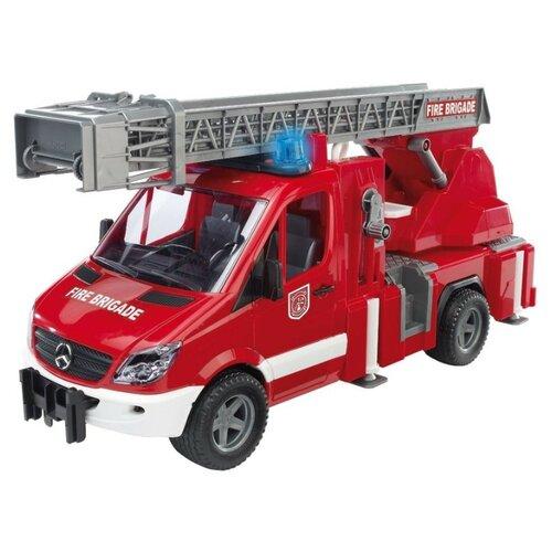 Купить Пожарный автомобиль Bruder Mercedes-Benz Sprinter (02-532) 1:16 45 см красный, Машинки и техника
