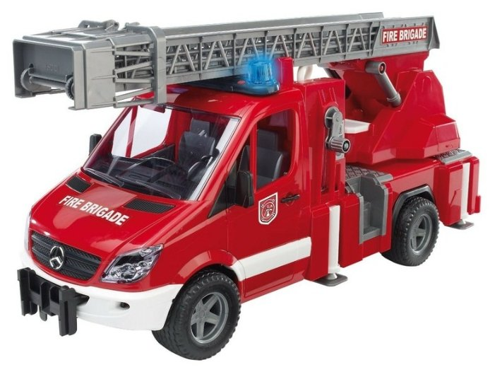 Пожарный автомобиль Bruder Mercedes-Benz Sprinter (02-532) 1:16 45 см