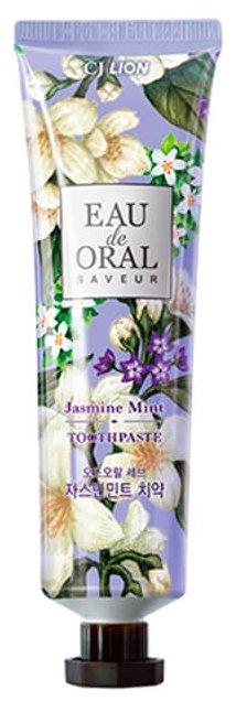 Зубная паста CJ Lion Eau de Oral Saveur Мятный жасмин