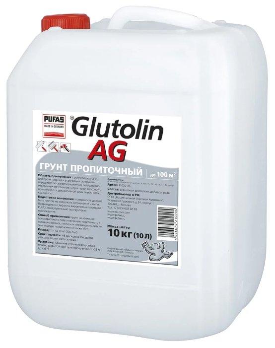 Грунтовка PUFAS Glutolin AG (10 л)