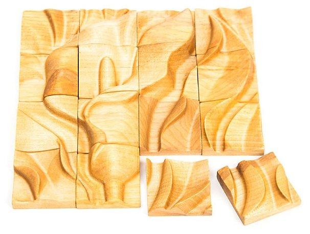 Рамка-вкладыш Томик Цветы Калла (151), 16 дет.