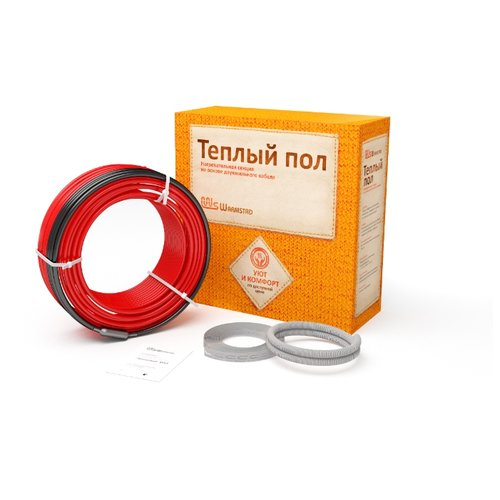 Греющий кабель Warmstad WSS-150 1. 4м2 8. 5м 150Вт