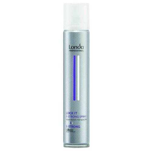 Londa Professional Спрей для укладки волос Lock it, экстрасильная фиксация, 500 млЛаки и спреи<br>