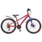Подростковый горный (MTB) велосипед STELS Navigator 400 MD 24 V010 (2018)