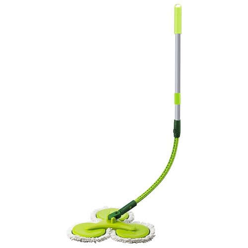 Швабра VANI V 1533-B зеленый/желтый