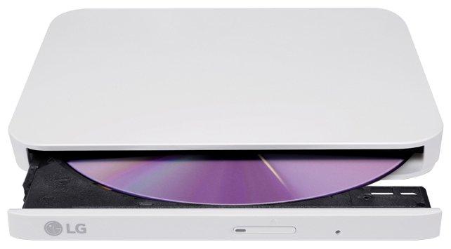 LG Оптический привод LG GP95NW70 White