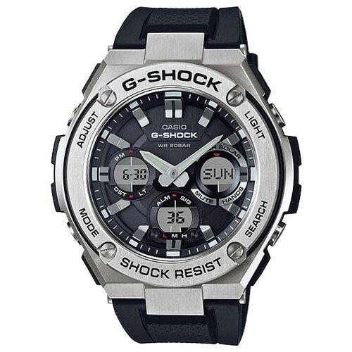 Наручные часы CASIO GST-S110-1A наручные часы casio gst b400d 1a