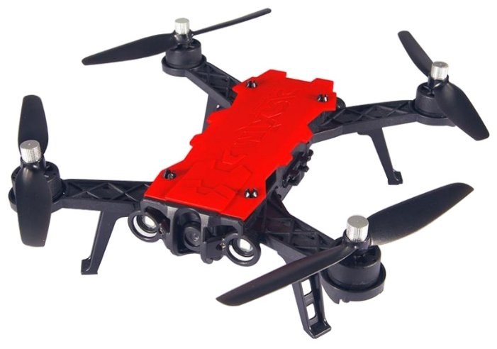 Квадрокоптер MJX Bugs 8 красный фото 1