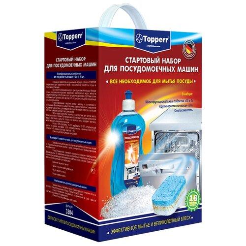 Topperr стартовый набор для посудомоечной машины