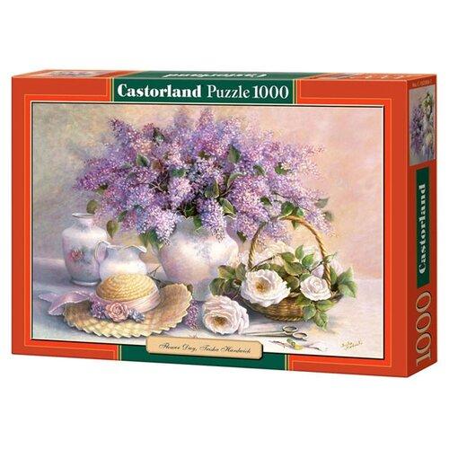 Купить Пазл Castorland Flower Day, Trisha Hardwick (C-102006), 1000 дет., Пазлы