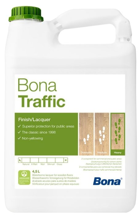 Bona Traffic матовый