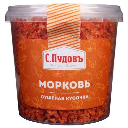 С.Пудовъ Пряность Морковь сушеная, 180 г