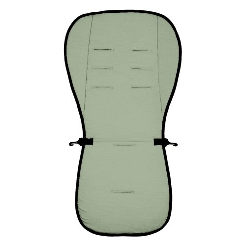 Купить Матрас для прогулочной коляски Altabebe Lifeline Polyester + 3D Mesh 83 x 42 зеленый, Матрасы и наматрасники