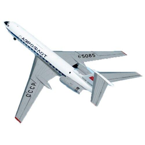 Купить Сборная модель ZVEZDA Пассажирский авиалайнер Ту-134А/Б-3 (7007) 1:144, Сборные модели