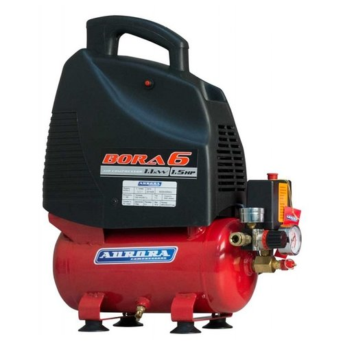 Фото - Компрессор безмасляный Aurora BORA-6 безмасляный, 6 л, 1.1 кВт компрессор безмасляный hyundai hyc 3050s 50 л 2 квт