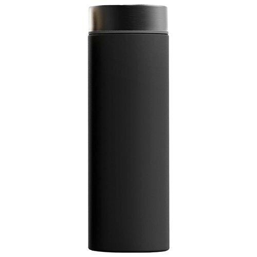 Классический термос Asobu Le baton travel, 0.5 л черный/серый