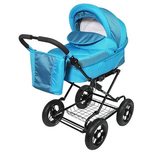 Купить Коляска для новорожденных LEO Лира (люлька) Светло-бирюзовый, Коляски