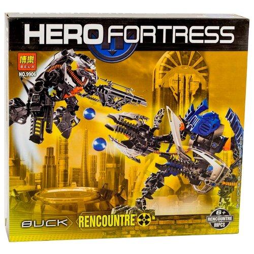 Конструктор BELA (Lari) Hero Fortress 9906 Бак