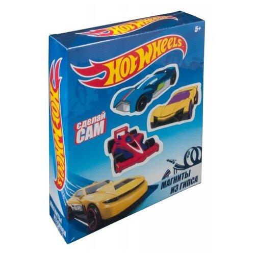 Купить CENTRUM Сделай сам магниты из гипса - Hot Wheels (88557), Гипс