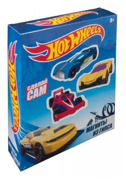 CENTRUM Сделай сам магниты из гипса - Hot Wheels (88557)