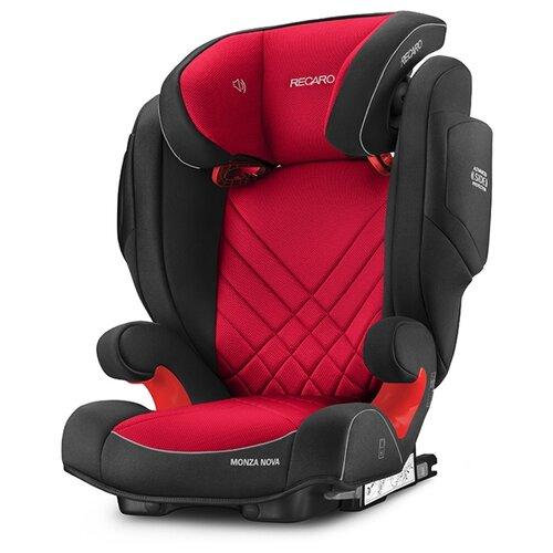 цена на Автокресло группа 2/3 (15-36 кг) Recaro Monza Nova 2 SeatFix, Racing Red