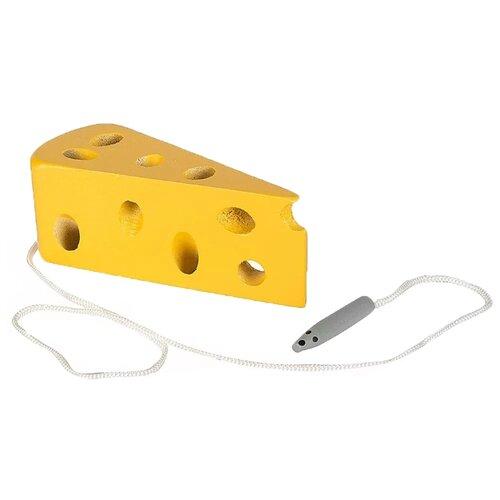 цена на Шнуровка Mapacha Сыр (76601) желтый