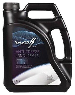 Антифриз Wolf ANTI-FREEZE LONG LIFE G13,