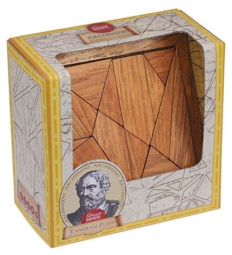 Головоломка Танграм Архимеда (код 1100, Archimedes Tangram Puzzle)