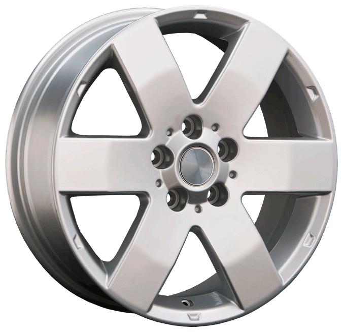 Колесный диск Replica MZ97 7x17/5x114.3 D67.1 ET50 S