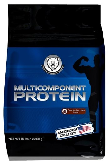 Протеин RPS Nutrition Multicomponent Protein (2270 г) двойной шоколад