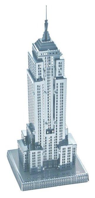 Сборная модель Educational Line 3D Metal Puzzle Небоскреб