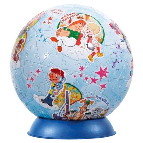 Купить 3D-пазл Step puzzle StepBall Путешествие в мир добра (98129), 240 дет., Пазлы