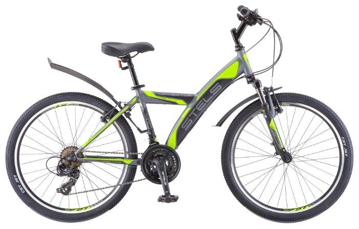 Подростковый велосипед STELS Navigator 410 V 18-sp 24 V030 (2018)