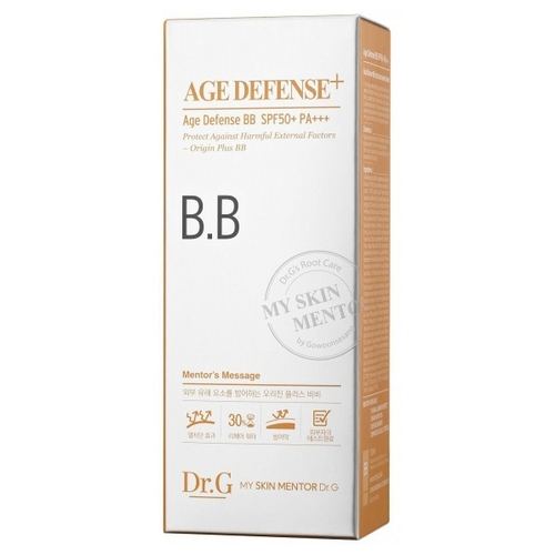 Dr. G Age Defense+ BB крем Age Defense SPF50+ 45 мл