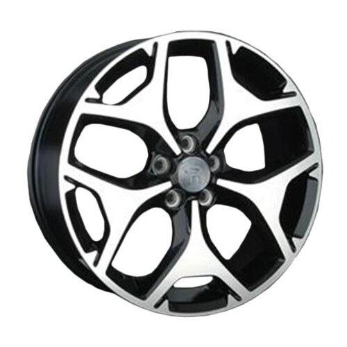 Фото - Колесный диск Replay VV213 6.5x16/5x100 D57.1 ET46 BKF replay ns44 5 5x15 4x114 3 d66 1 et40 s