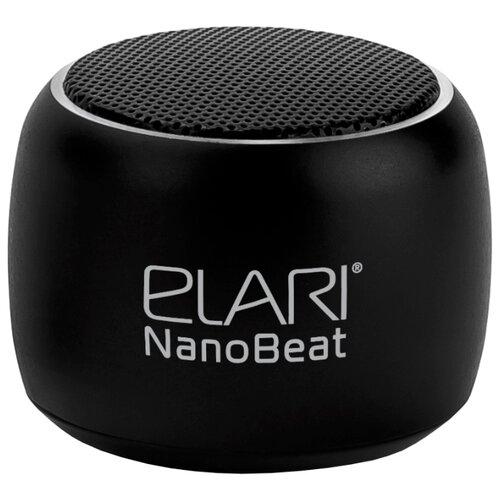 Портативная акустика ELARI NanoBeat black