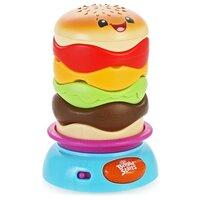 Пирамидка Bright Starts Веселый бутерброд