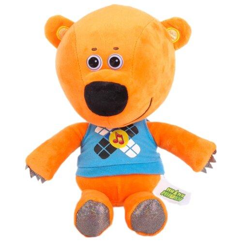 Мягкая игрушка Мульти-Пульти Ми-ми-мишки Медвежонок Кеша 30 см мягкая игрушка мульти пульти попугай кеша 18 см