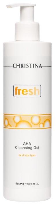 Christina гель очищающий с фруктовыми кислотами для всех типов кожи