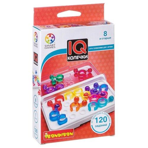 Купить Головоломка BONDIBON Smart Games IQ-Колечки (ВВ0949), Головоломки