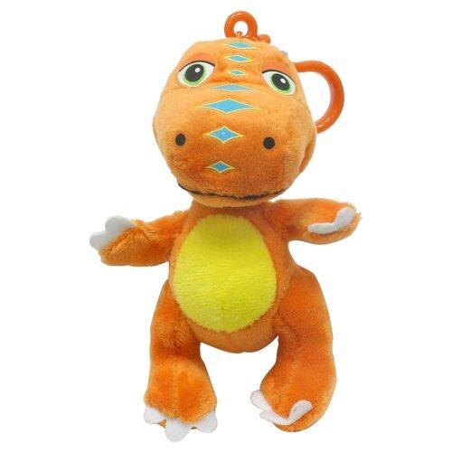 Купить Игрушка-брелок 1 TOY Поезд динозавров Бадди 13 см, Мягкие игрушки