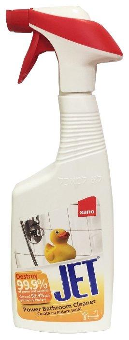Sano спрей для ванных комнат Jet