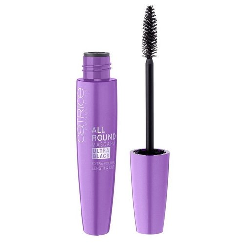 CATRICE Тушь для ресниц Allround Mascara Ultra Black, ultra black
