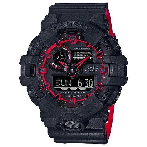 Наручные часы CASIO GA-700SE-1A4 наручные часы casio gst b100b 1a4