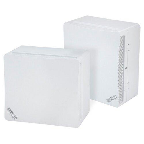 Вытяжной вентилятор Soler & Palau EBB DESIGN 175 T, белый 26 Вт