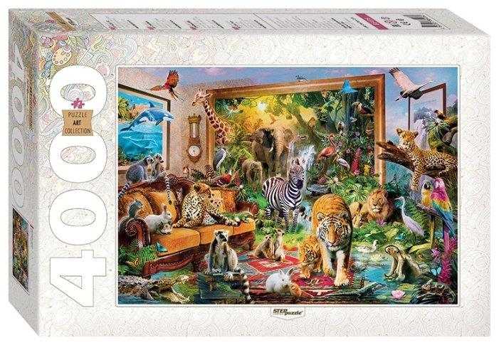Пазл Step puzzle Art Collection Ожившая сказка (85406) , элементов: 4000 шт.