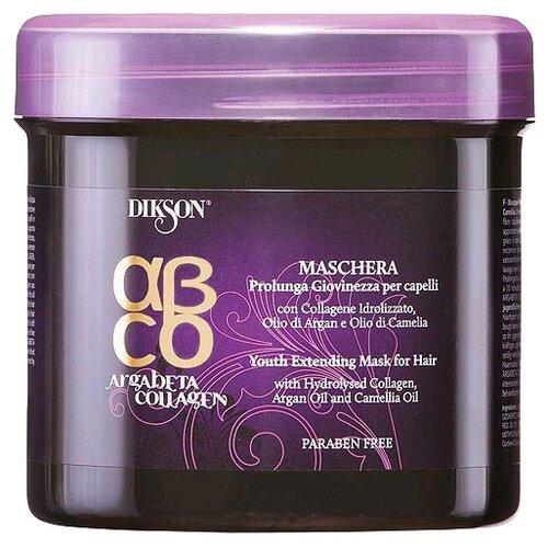 Dikson Argabeta Collagen Маска с коллагеном для волос Продление молодости, 500 мл dikson argabeta oil